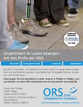ORS GmbH – Orthopädie- und Rehatechnik