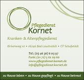 Kranken- u. Altenpflegedienst Christine Kornet