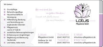 Lotus Pflegedienst GmbH