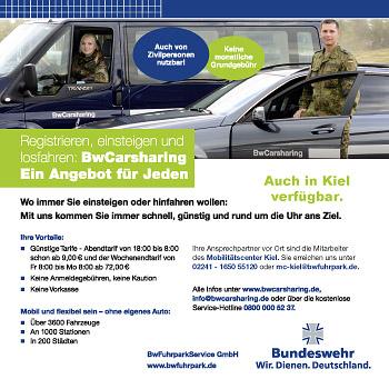 BwFuhrparkService GmbH – Kiel
