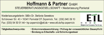 Hoffmann & Partner GmbH ETL