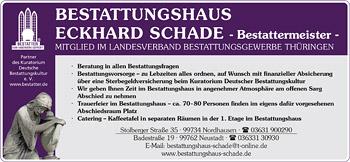 Bestattungshaus Eckhard Schade