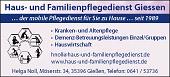 Haus- und Familienpflegedienst Helga Noll