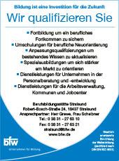 bfw – Berufsfortbildungswerk Gemeinnützige Bildungseinrichtung des DGB GmbH