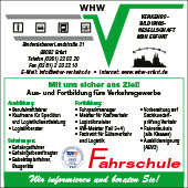 WHW Verkehrsbildungsgesellschaft mbH Erfurt