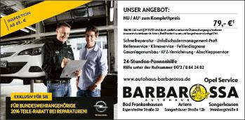 Autohaus Barbarossa GmbH