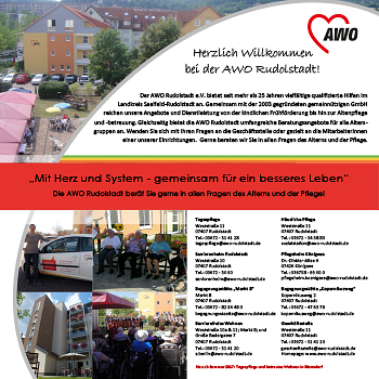 AWO Soziale Dienste Rudolstadt gGmbH