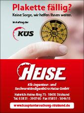 Kfz-Ingenieur- und Sachverständigenbüro Heise GmbH