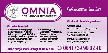 Alten- und Krankenpflegedienst  Omnia GbR