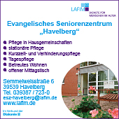 LAFIM – Evangelisches Seniorenzentrum