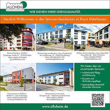 Alloheim Senioren-Residenzen GmbH