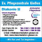 Evangelische Pflegezentrale Gießen