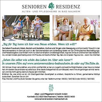Alten- und Pflegeheim Schacht GmbH