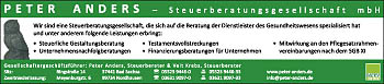 Peter Anders – Steuerberatungsgesellschaft