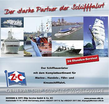 Zerssen & Citti Ship Service GmbH & Co. KG