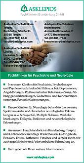Asklepios Fachkliniken Brandenburg GmbH